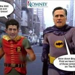 Romney Comic