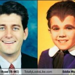 Paul Ryan Eddie Munster
