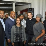 Trina Braxton Joins Atlanta Mayor Kasim Reed, Teddy Riley & More To Feed Families in Need… [PHOTOS]