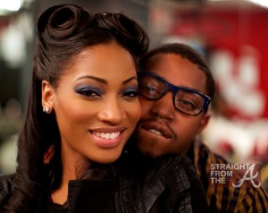 Erica Dixon Lil Scrappy LHHA Christmas