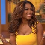 Kenya Moore Wendy Williams Show SFTA 3