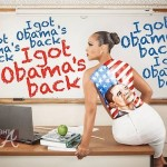 LISA RAYE BARACK OBAMA SUPPORT
