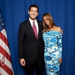 STACEY DASH AND PAUL RYAN