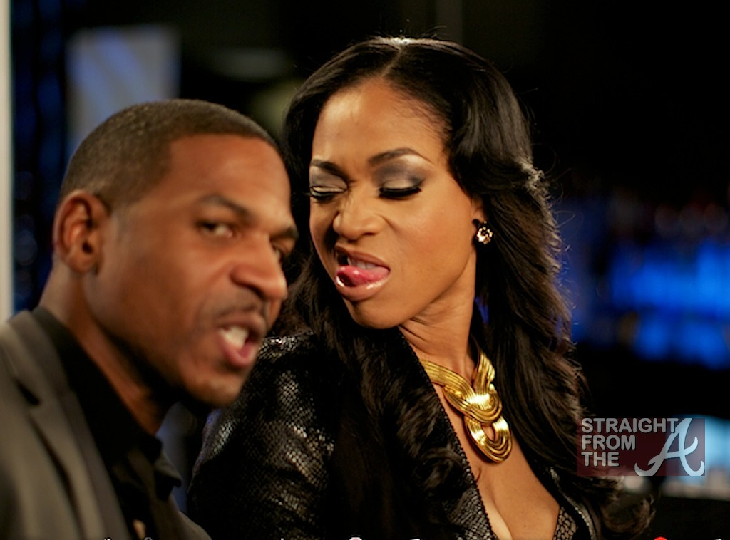 mimi faust tongue out