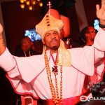 Stevie J Joseline Halloween 2012 1