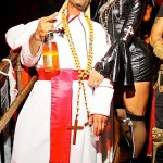 Stevie J Joseline Halloween 2012 3