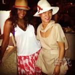 Tameka Raymond Eugenia Kim Anguilla 2012-2