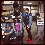 Usher Raymond Election 2012 2