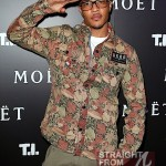 t.i. in AKOO at Moet Lounge STRAIGHTFROMTHEA