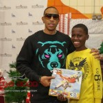 Ludacris Spreads 'LudaCrismas' Cheer to Atlanta Area Children… [PHOTOS]