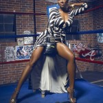 "Krazy Sexy Kool! Kenya Moore ""Knocks Out"" Krave Mag Photoshoot… [PHOTOS + BTS VIDEO]"