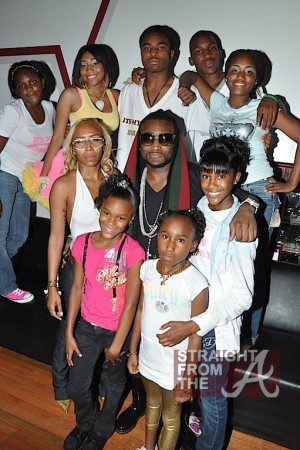 Shawty Lo's Daughter's Sweet 16
