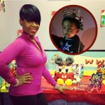Celebrity Kids: Fantasia's Son Dallas Xavier Barrino Celebrates 1st Birthday… [PHOTOS]