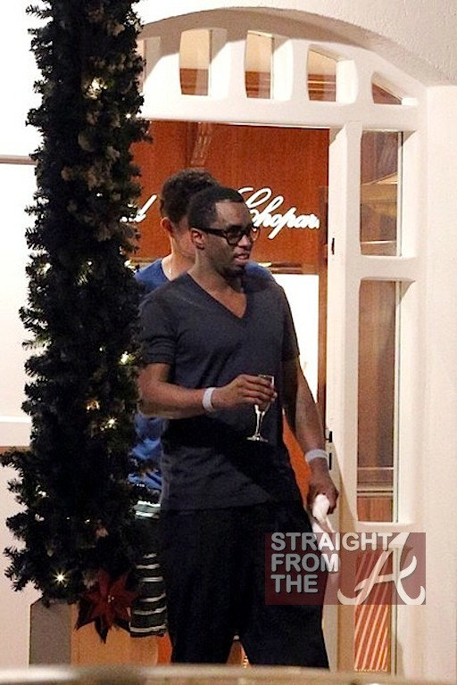 Diddy and Kids Shop 122612-2