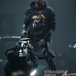 Kanye West Leather Skirt 121212 1