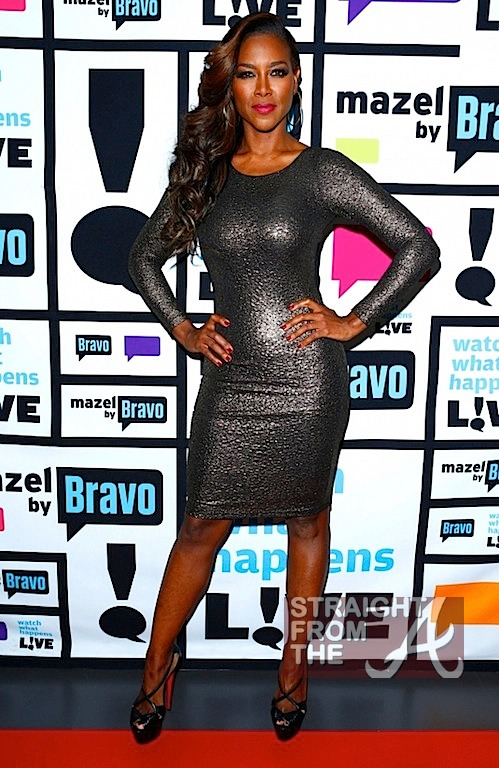 Kenya Moore WWHL SFTA
