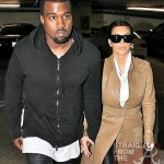 NEWSFLASH! Kim Kardashain is Pregnant! Kanye West Calls Her His 'Baby Mama' Onstage… [PHOTOS + VIDEO]