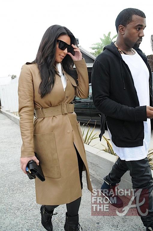 Kim Kardashian Pregnant-8