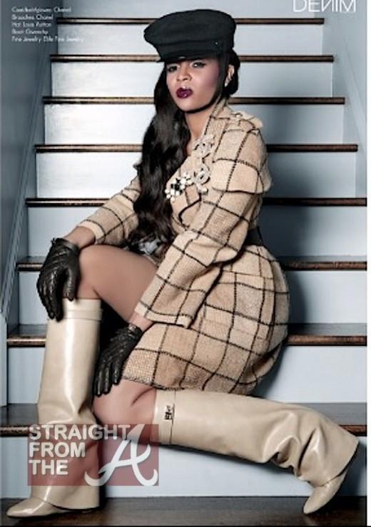 Marlo Hampton Denim Magazine Dec 2012 SFTA 2