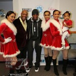 Good Deeds! Ne-Yo & NFL Baller Deon Grant Give Back For The Holidays… [PHOTOS]