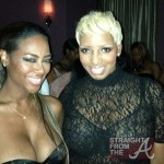 Kenya Moore NeNe Leakes 2012 XMAS Party SFTA-18