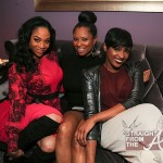 Mimi Faust, Jennifer Williams Ariane Davis
