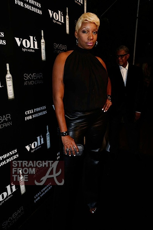 NeNe Leakes Voli Light Vodka Holiday Party 2012 - 3