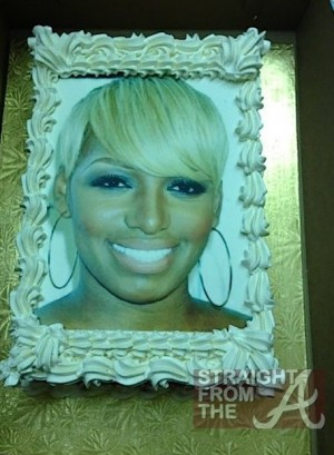 Nene Birthday Cake