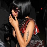 Quick Flix – Nicki Minaj Barely Avoids Christmas Nip Slip… [PHOTOS]