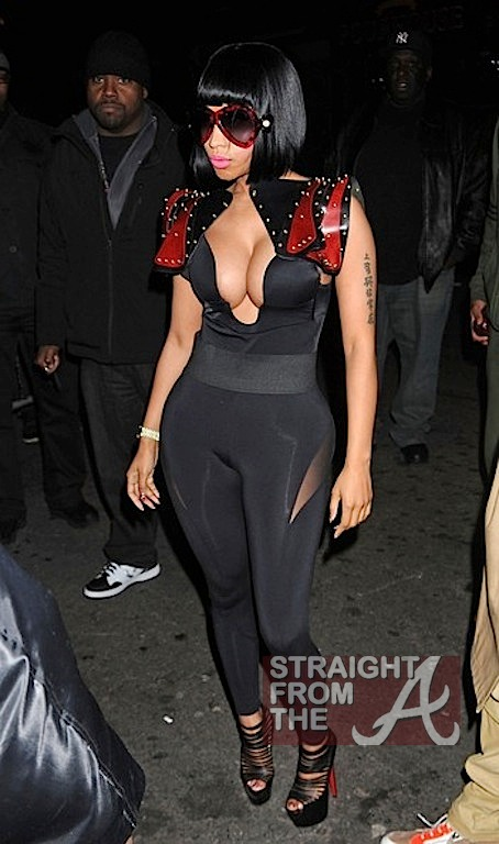 Nicki Minaj Webster Hall 122512 4