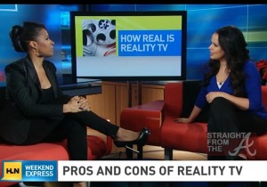 Sheree Whitfield on HLN 8