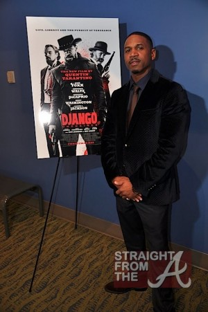Stevie J - Django Unchained Atlanta Screening 121812-26