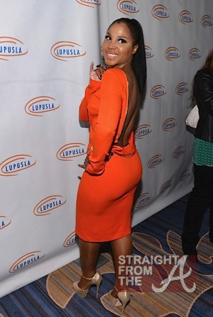 Toni Braxton - Lupus LA 10th Anniversary Hollywood Bag Ladies Luncheon-5