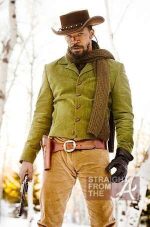 jamie foxx django