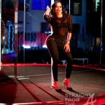 joseline on the pole