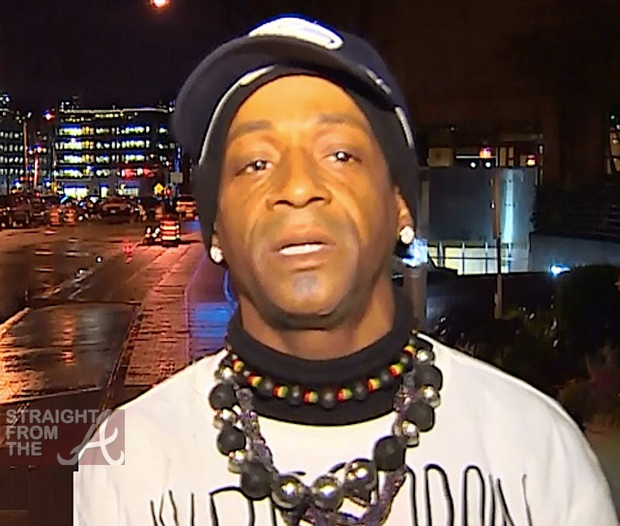 Fan Mail � Katt Williams Looking A Mess In Atlanta� (PHOTO)
