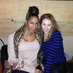 Quick Pic! Sheree Whitfield Is Alive & Well – Spotted in NYC… [PHOTOS]