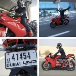 Usher Ducati Dubai