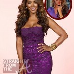 "Watch Out Beyonce!! Kenya Moore Records ""Gone With The Wind Fabulous"" Song… [LISTEN]"