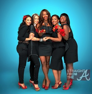 TLC The Sisterhood