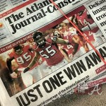 One Win Away!! An Ode to Atlanta Falcons Fans… [PHOTOS]