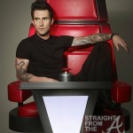 Adam Levine The Voice SFTA