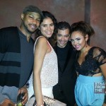 Finesse Mitchell Adris Debarge El Debarge Kristina Debarge (Neice)