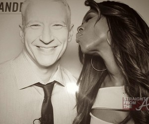 Anderson Cooper kenya Moore SFTA
