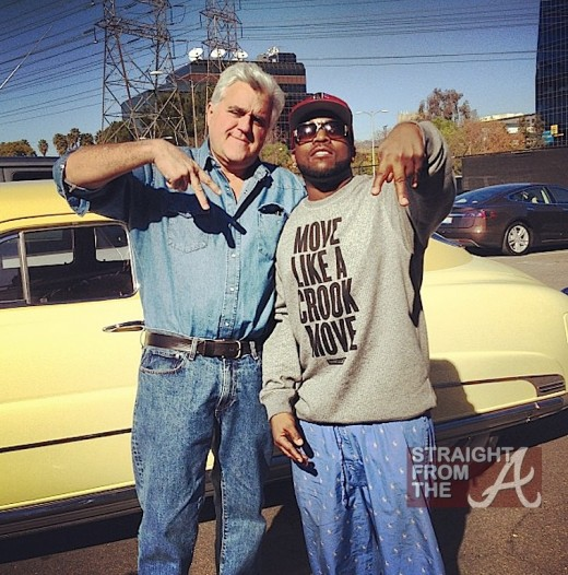 Big Boi Jay Leno