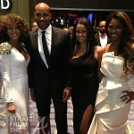 Boris Kodjoe Nicole Ari Parker Claudia Jordan Kenya Moore