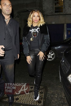Ciara in London 012113-4