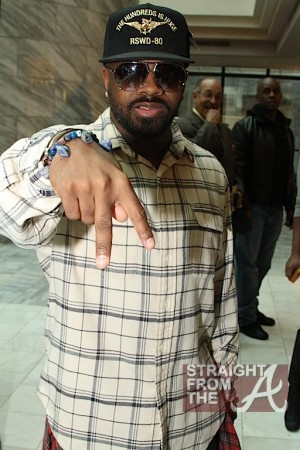 Jermaine Dupri StraightFromTheA