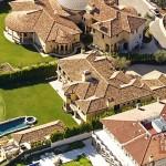 Kanye Kim Kardashian Mansion-1