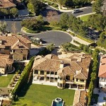 Kanye Kim Kardashian Mansion-10